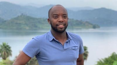 Edgard in Rwanda
