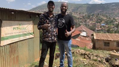 Researcher and Engineer in Kigali, Rwanda